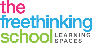 The Freethinking School logo